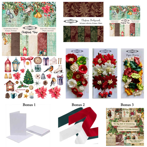 Get it All Christmas Crafting Bundle (with HUGE bonuses!)