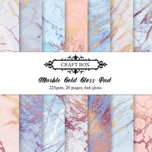 Marble Gloss - Everyday Companion Pad