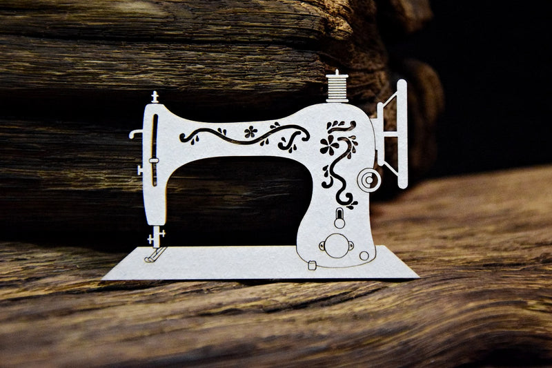 SnipArt Vintage Boutique - Sewing Machine Small (S)