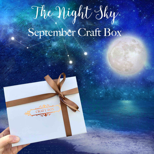 Craft Box Signature Box - September 2019 (one-off Box)