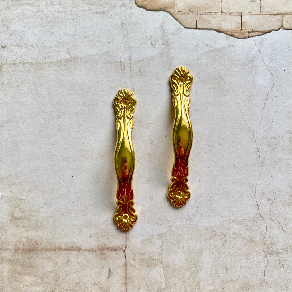Itsy Bitsy - Large Gold Coloured Handles