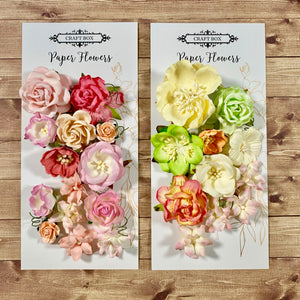 Mulberry Flowers Spring Bundle