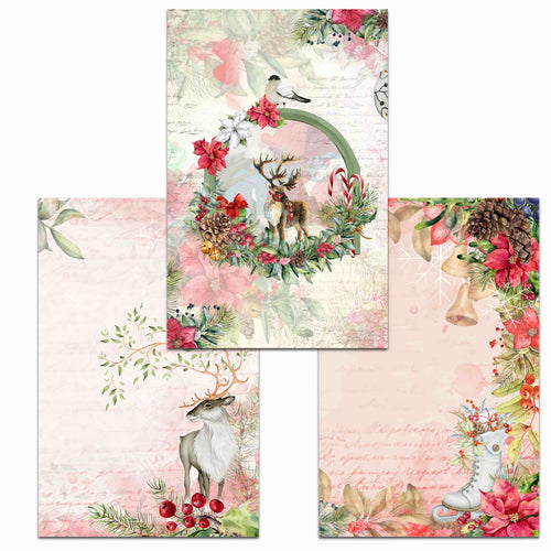 Christmas Rice Paper Saver Bundle