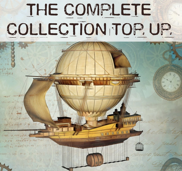 Preorder: Steampunk City The Complete Collection Top Up (please read the description carefully!)