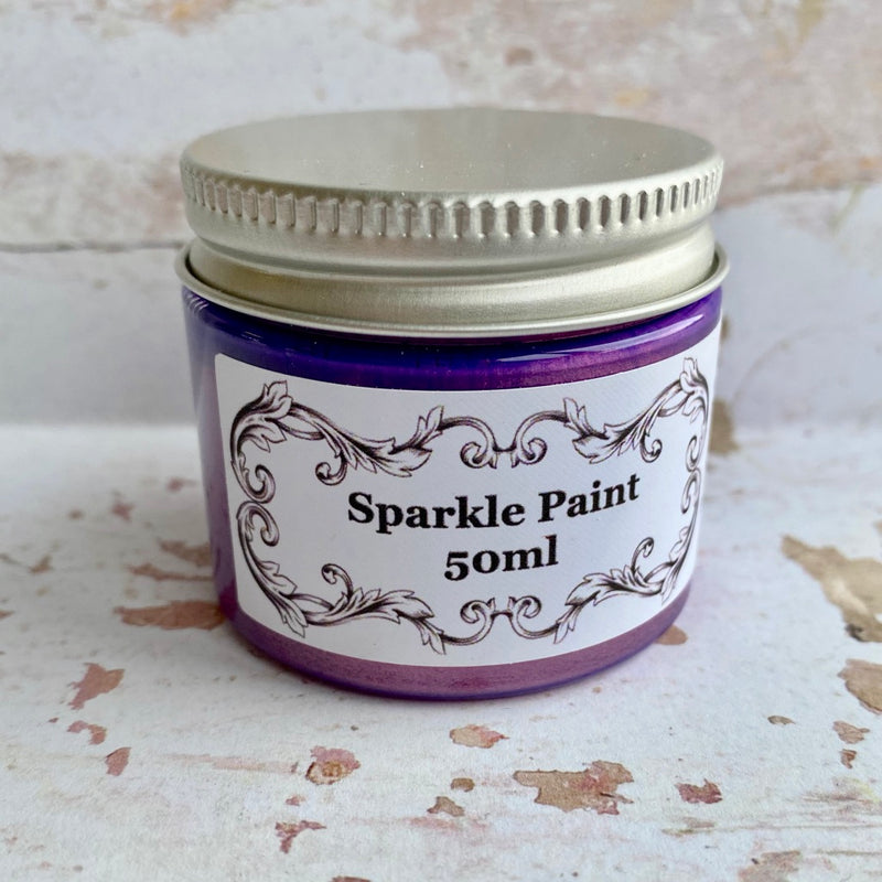 Shimmer Paint - Purple Dragon (Shimmer & Gloss)
