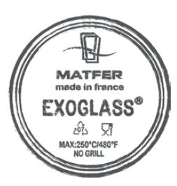 Matfer Bourgeat Exoglass