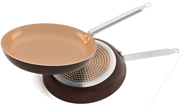 Bourgeat Elite Ceramic Fry Pan The Chefs Company