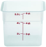 CamSquare® Food Storage Containers (Translucent) - w/ Cover