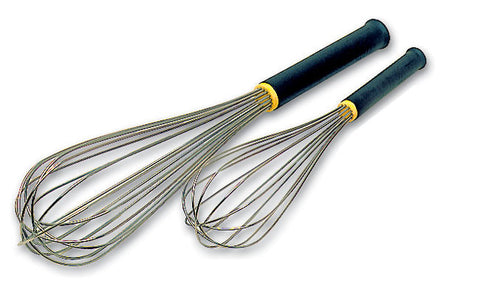 Matfer Bourgeat - STAINLESS STEEL PIANO WHISK / WHIP - Exoglass® handle
