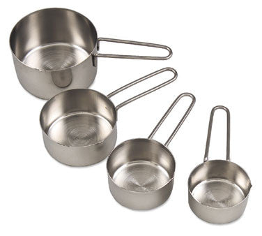 Browne Foodservice - Four-Piece Measuring Cup Set - 1