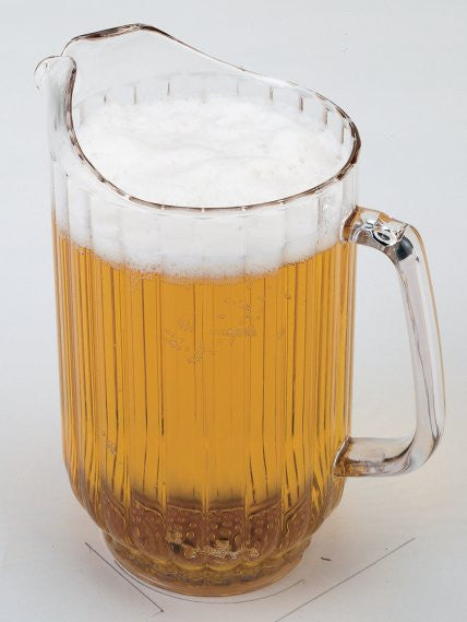 Camwear 174 Pitcher 48 Ounces Clear The Chefs Company