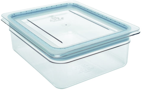 Camwear Polycarbonate Food Pan w/ GripLid Cover