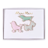 Dogs enamel Pins