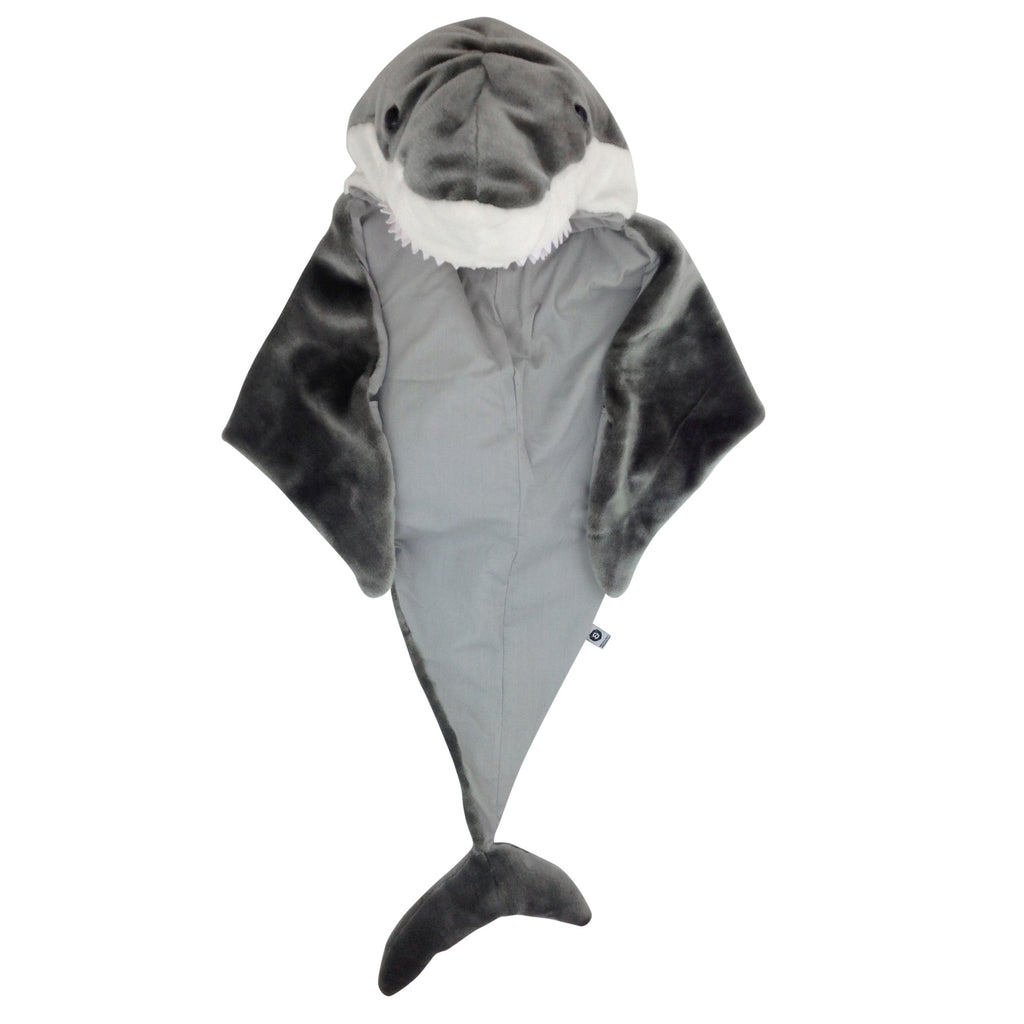 Shark disguise costume