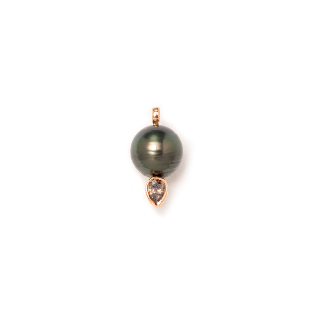 Tahitian Pearl Diamond