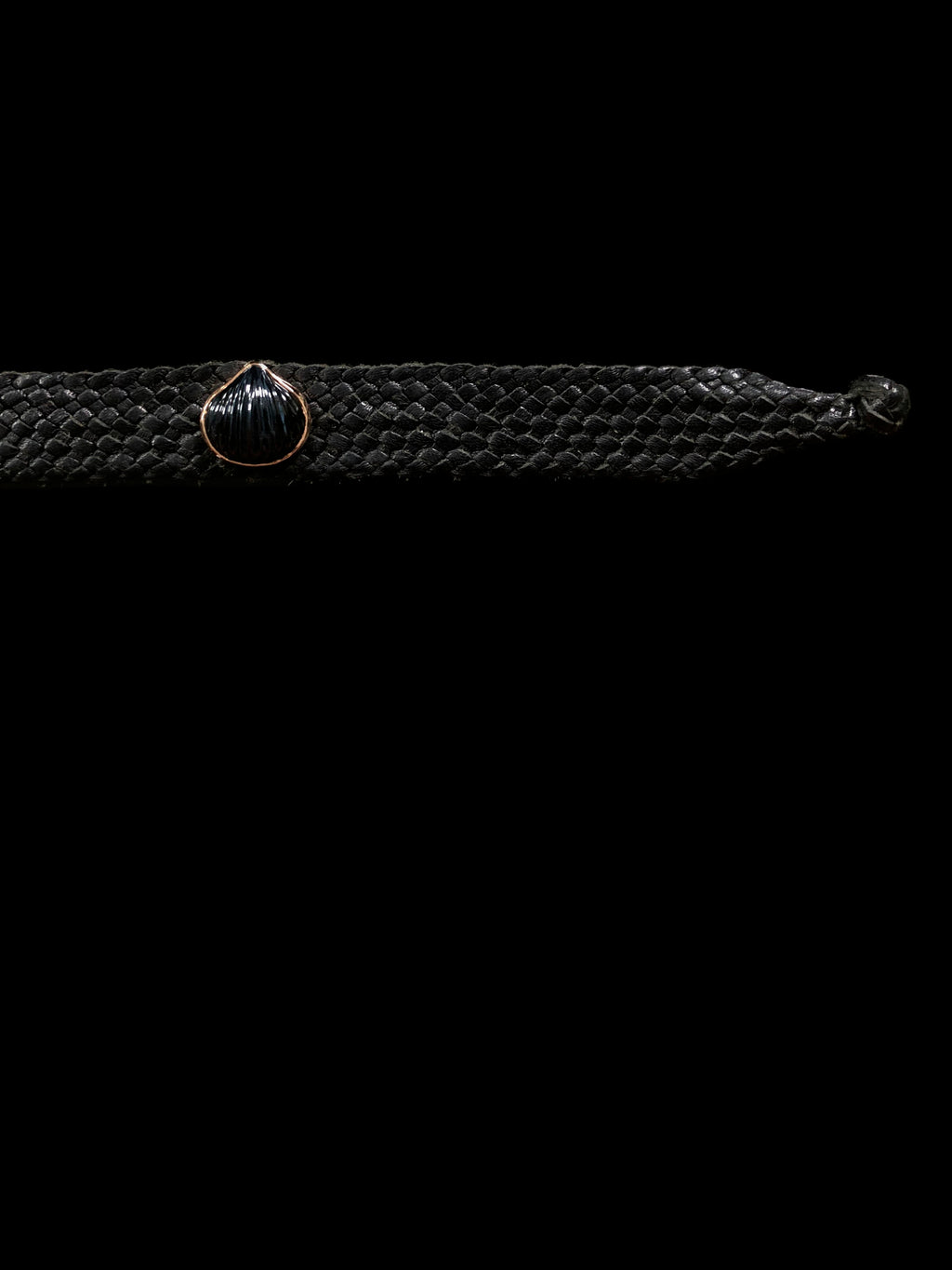 Classic Anadara Leather Bracelet