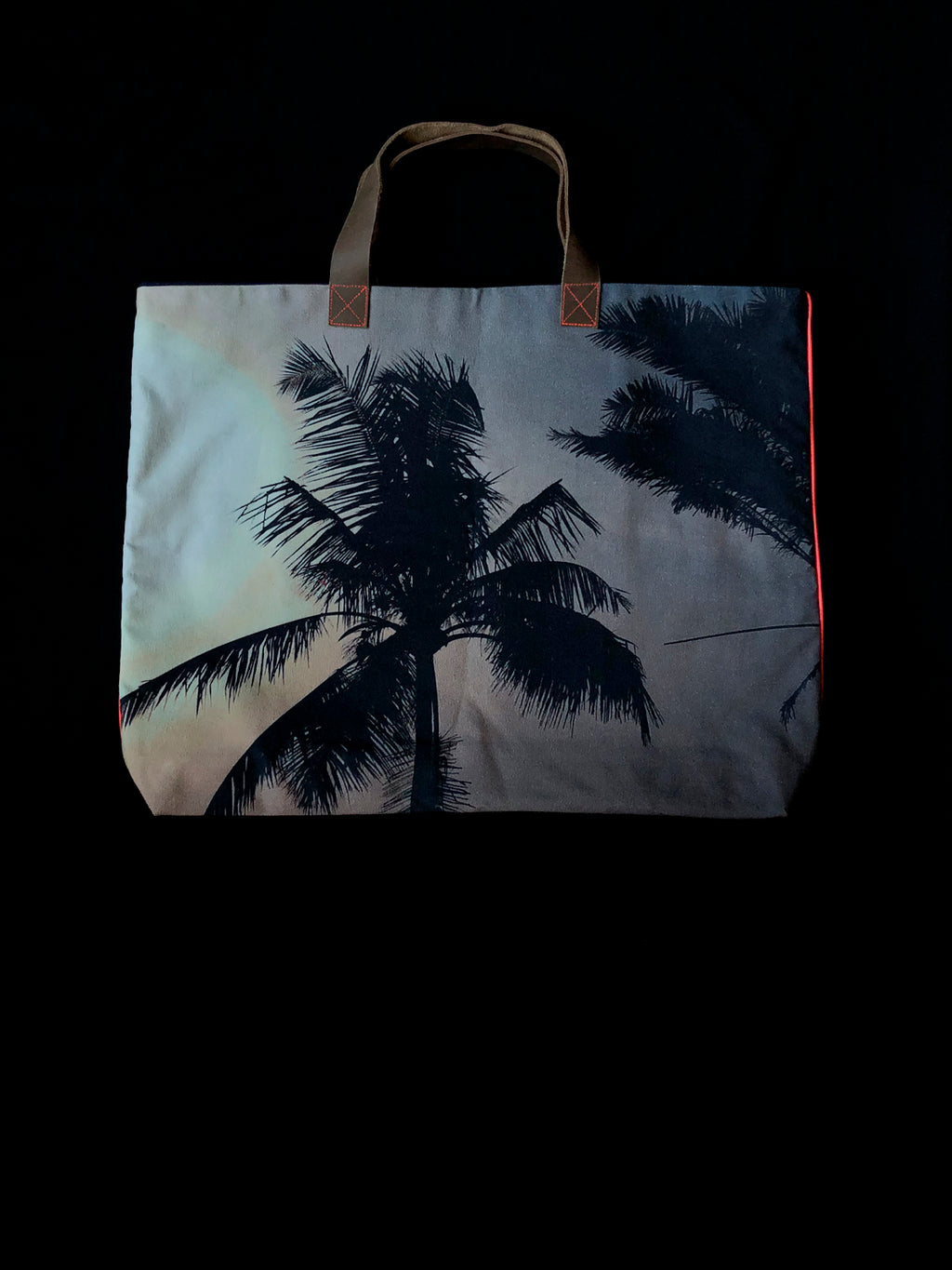 Mumbai Palm Beach Tote