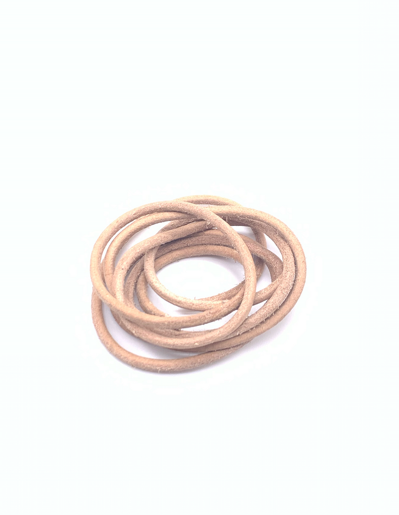Neutral Leather Cord