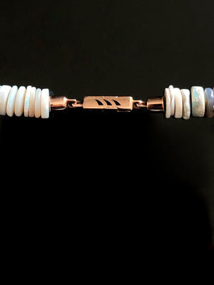 Opal and Coco Shell Puka 9 mm