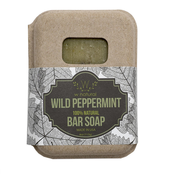 Wild Peppermint Soap
