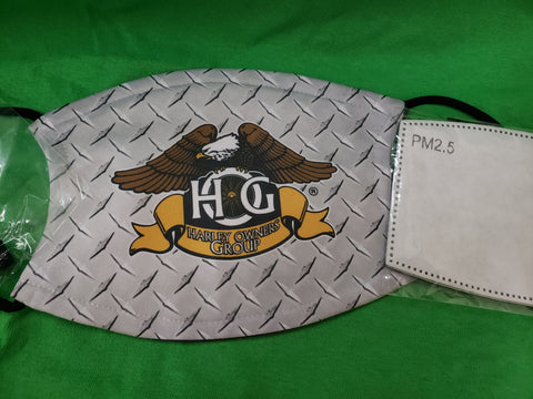 HOG Harley Owners Group Face Covering