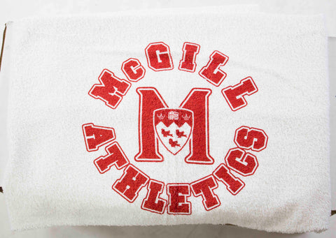 McGill Athletics Bath Towel