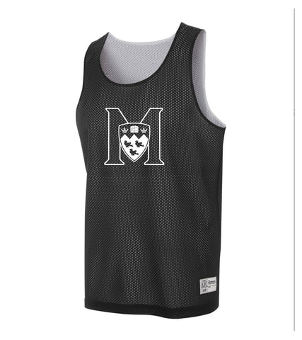 Intramural Reversible Jersey Black/White