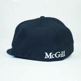 M logo, on a black, 59FIFTY New Era fitted