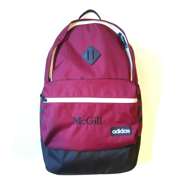McGill Embroidered Backpack by adidas