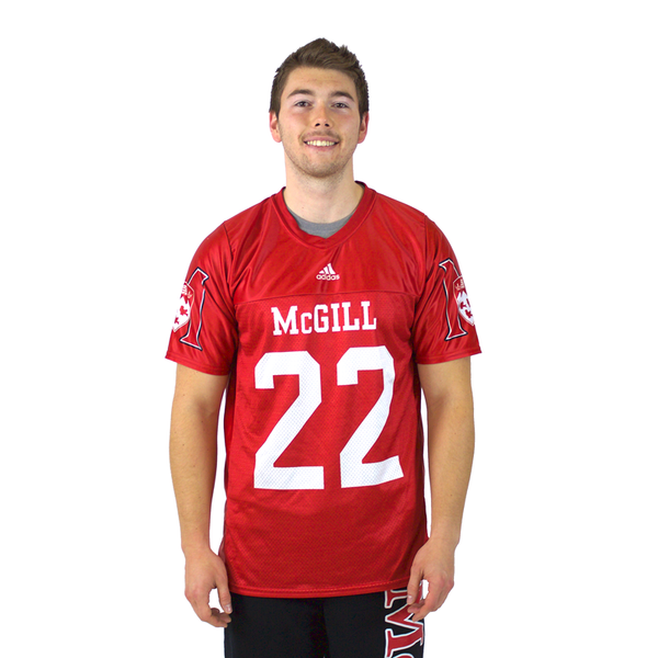 McGill Football Jersey