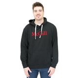 Classic McGill embroidered hoodie