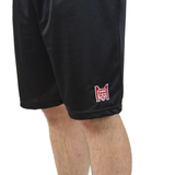 Double Mesh Pocket Short