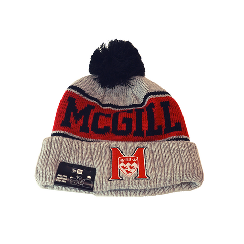 McGill Knit Stripe Toque by New Era
