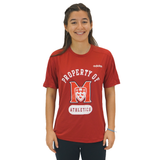 Property of McGill Athletics tee
