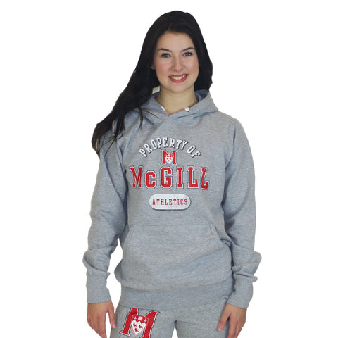 Property of McGill Athletics Hoodie