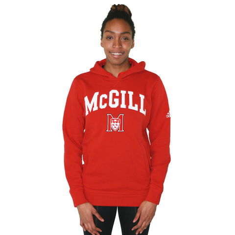 McGill Fleece Hoodie by adidas
