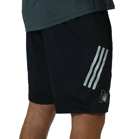 McGill A&R M logo Tech Woven 3-Stripes Men's Shorts
