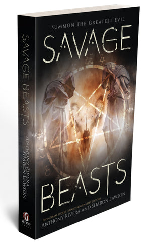 Savage Beasts [2nd Edition Cover]