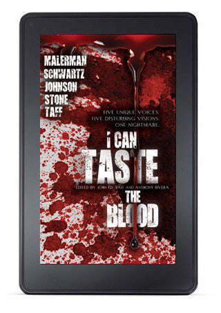 I Can Taste the Blood (eBook)