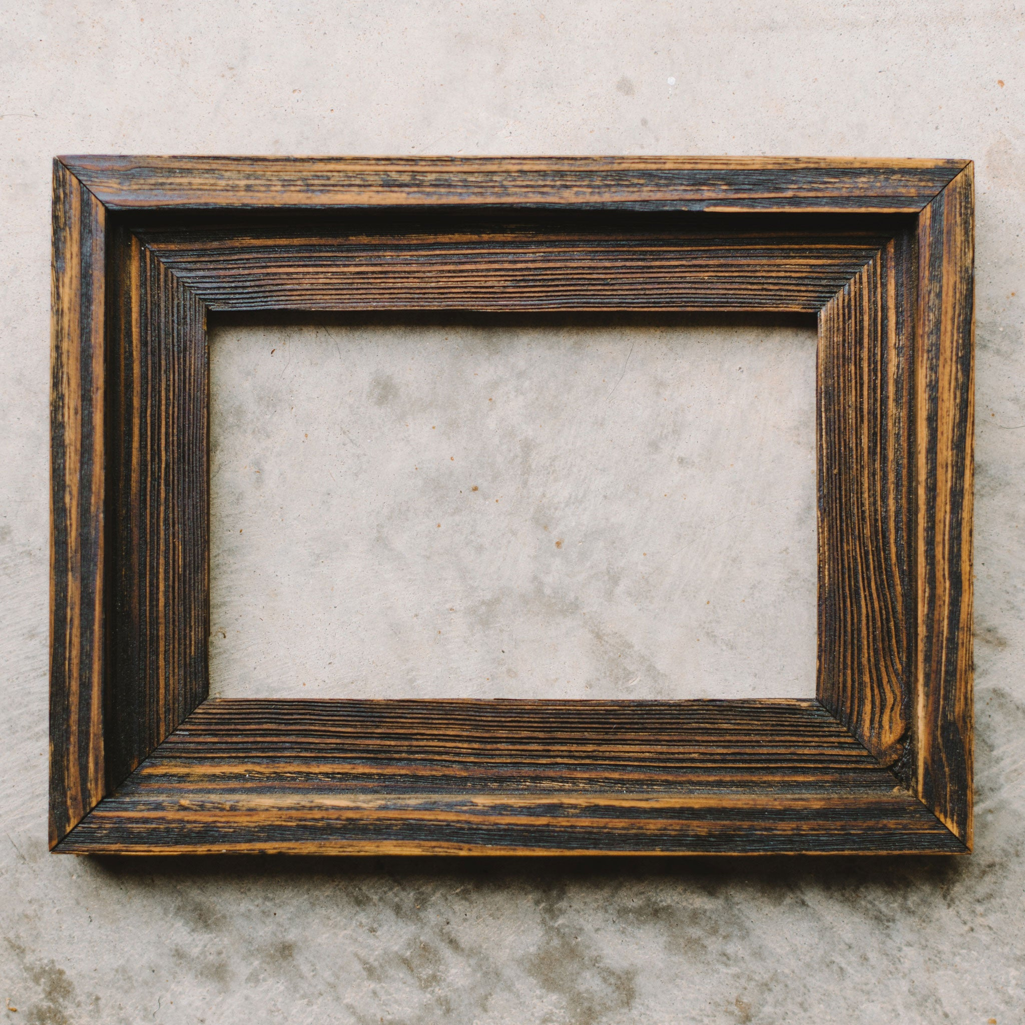 The Chapman Barnwood Picture Frame Shop Rustic Frames