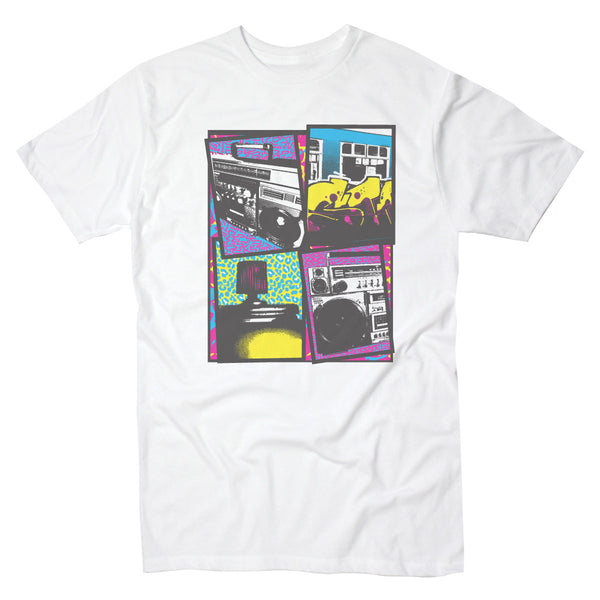 Eighties Block Jam - Men's Tee