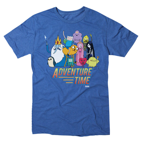 Adventure Time Group Gradient Logo
