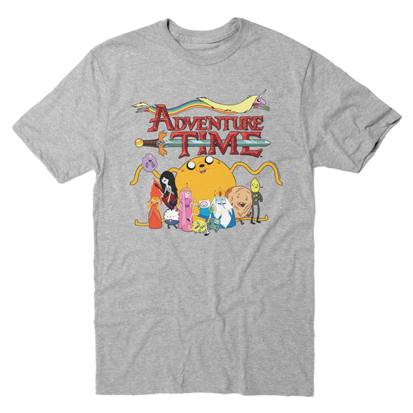 Adventure Time Group Logo