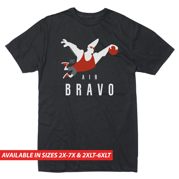 Air Bravo - Men's Big & Tall Short Sleeve Tee