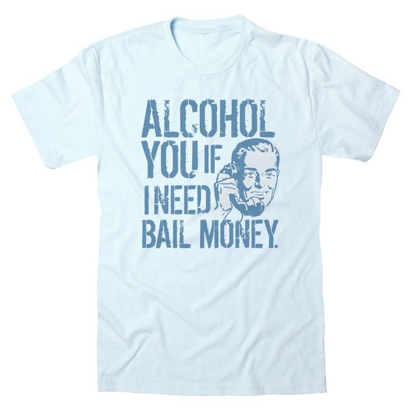 Alcohol Bail Money