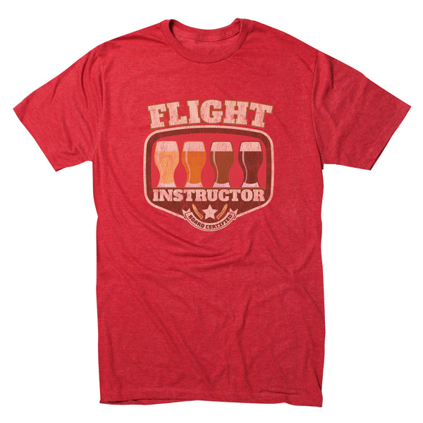 Beer Flight Instructor