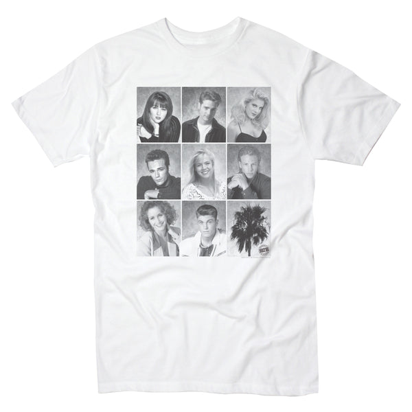 Beverly Hills 90210 Yearbook - Men's Tee