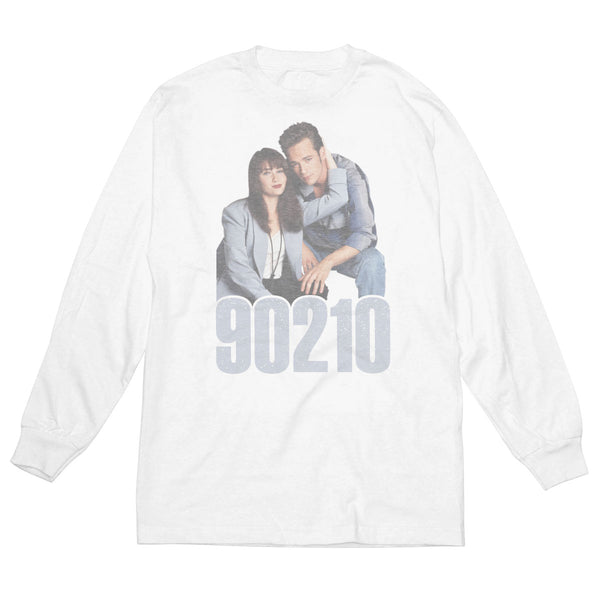 Beverly Hills 90210 Brenda Dylan - Men's Long Sleeve Tee