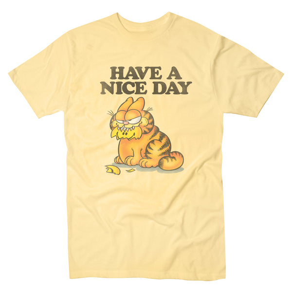 Garfield Nice Day
