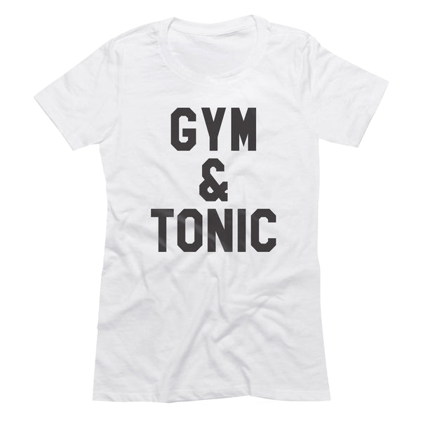 Get Fit - Gym & Tonic